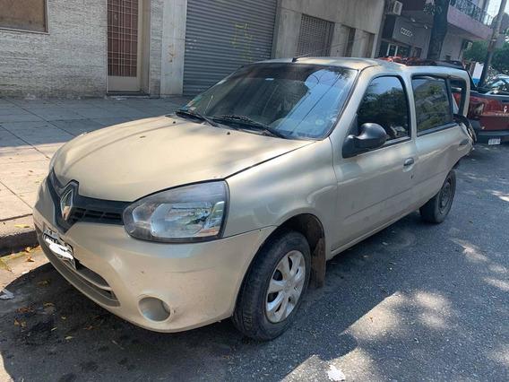 Renault Clio Mío Chocado Mío 1.2 5p Full
