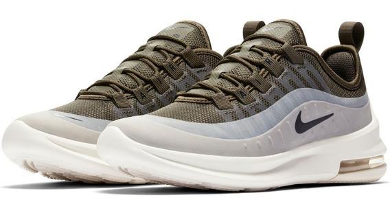 Tenis Nike Air Max Axis (gs) Ah5222-300 Originales De Junior