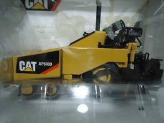 Miniatura Pavimentadora Asfalto Caterpillar Ap600d