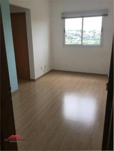 Apartamento Com 2 Dormitórios À Venda, 45 M² Por R$ 210.000 - Edifício Maria Dalva - Jardim Satélite - São José Dos Campos/sp - Ap1898