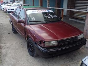 Toyota Corolla 1989 Gas