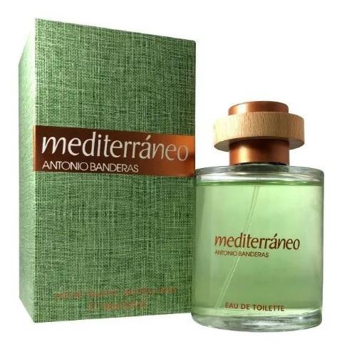 Perfume Antonio Banderas Mediterraneo Masc 100ml
