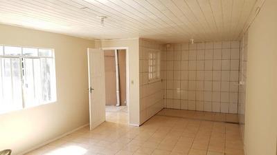 Kitnet Para Locação Em Guarapuava, Alto Cascavel, 1 Dormitório, 1 Banheiro - 862945