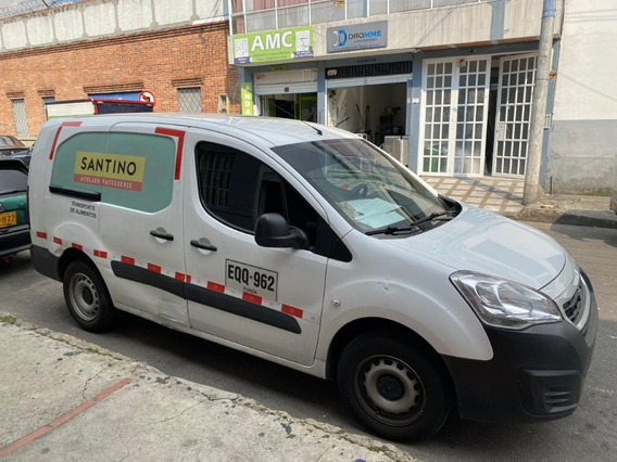 Peugeot Parnet Como Nueva