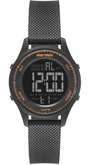 Relógio Mormaii Wave Preto Mo6201aa/8l