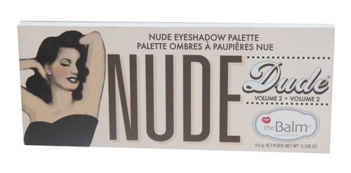Imagen 1 de 3 de Sombra Nude Duan M.q - g a $3100