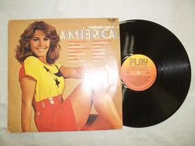 Lp Vinil - Cantando Com A América - Perla, Jane, Dominguinho
