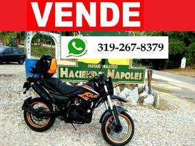 Moto En Bogota Enduro Xm 200 Cc Akt Excelente Estado
