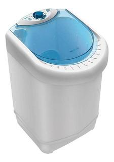 Lavadora De Roupa Semiautomática 3kg Branca New Maq