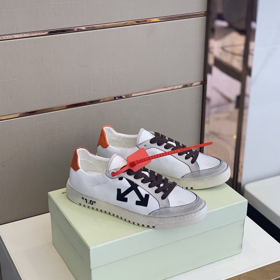 Tênis Off-white Low 2.0 Sneakers