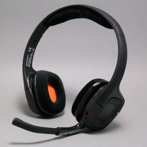 Audifono Diadema Inalambrico Plantronics Gamecom 818 Wireles