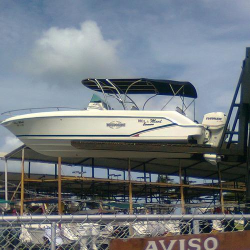 Lancha Intermarine Z29 Lv399