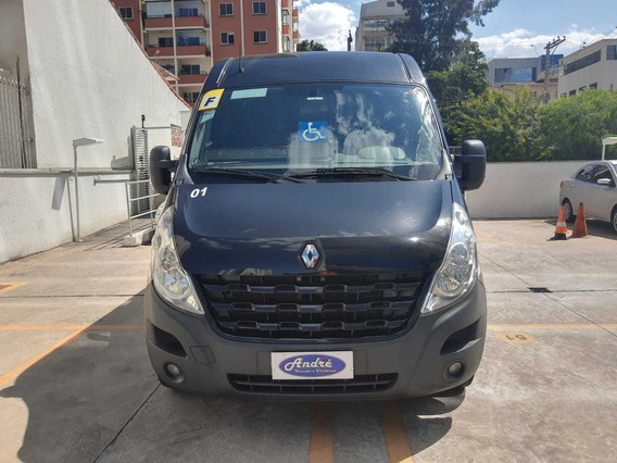 Renault Master 2014 L3h2 16 Lugares Executiva