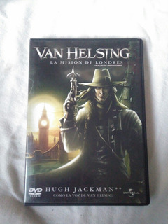 Película Van Helsing Animada