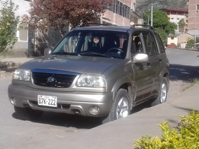 Vendo Suzuki Grand Nomade 4x4 Buen Estado A Gasolina Y Gas