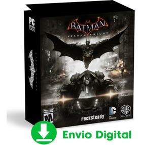 Batman Pc Arkham Knight Todas Dlc