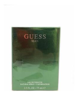 Guess For Man Eau De Toilette 75ml , Envió Gratis !!!