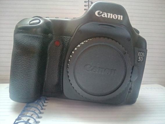 Câmera Full Frame Canon 5d Clássica