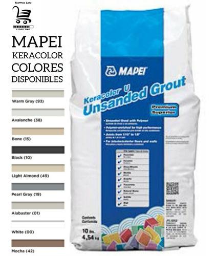Careteo Mapei Keracolor 4,5kg Blanco/white (00)
