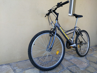Mountain Bike Fischer Xt600 - Impecable