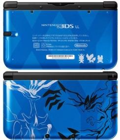 Nintendo 3ds Xl Pokemon X Edition