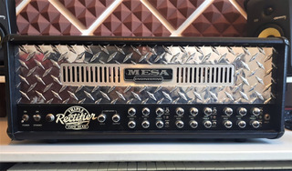 Cabezal Mesa Boogie Triple Rectifier 150 Watt De Potencia
