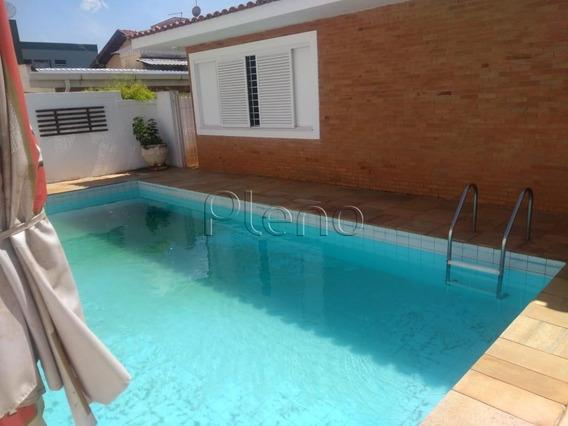 Casa Para Aluguel Em Chácara Da Barra - Ca013884