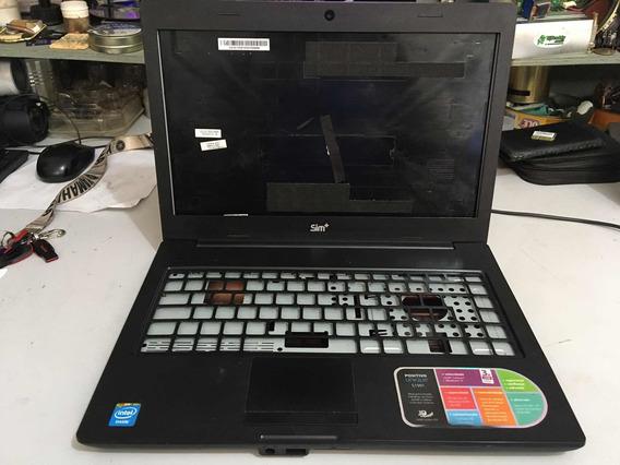 Gabinete Completo Notebook Positivo Unique S1991