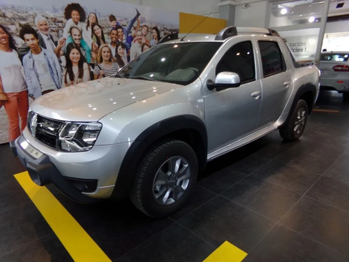 Renault Duster Oroch Outsider 1.6n 2021 0km Fabrica Directo