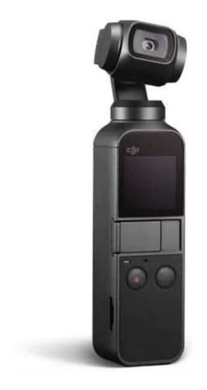 Pocket Osmo Dji Com Acessórios Semi Novo Câmera Vídeos