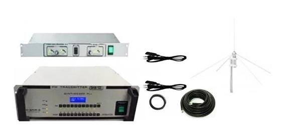 Processador Potencia 25 Watts Wideband Fm Homologado Anatel