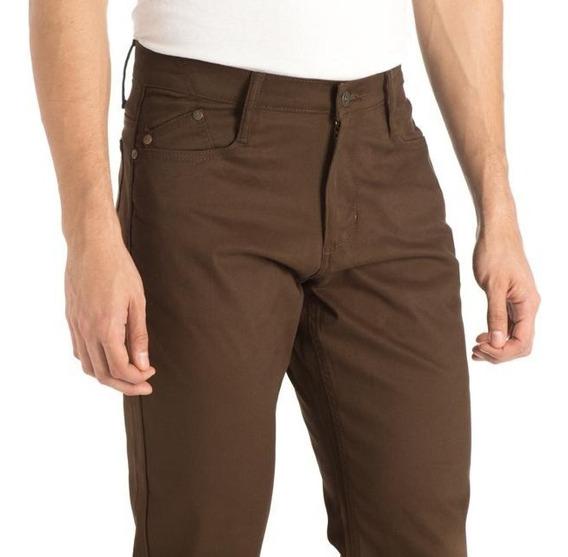 Pantalón Slim Fit Marca Lee Para Hombre
