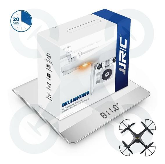 Drone Jjrc H68 Hd - Superior Ao Syma, Voa 20min + Manual Pt