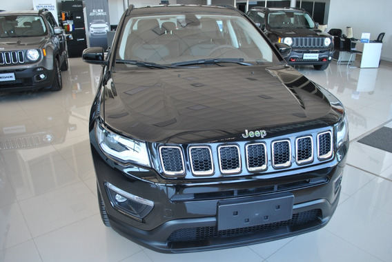 Jeep Compass 2.4 Longitude At6 4x2 My 20 Venta On Line
