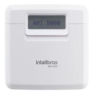 Teclado Sem Fio Para Centrais De Alarme Intelbras Xat 8000