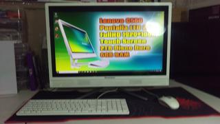 Computadora Lenovo Aio C560 23 Touch 2tb Hdd 6gb Ram Usado