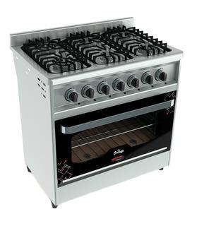 Cocina Industrial Fornax Taverna Ci90vv 90 Cm