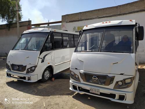 Imagen 1 de 9 de Estrena Microbus Nuevo 2022 Mejor Que Urvan Nv350