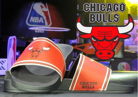 Chinelo Nba Chicago Bulls Original Promoção