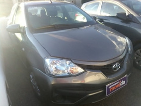 Etios 1.5 Xs 16v Flex 4p Manual 38232km