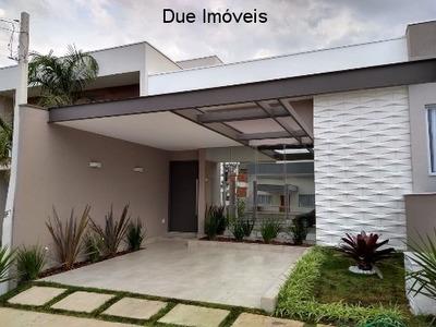 Casa Moderna Condomínio Montreal - Ca01123 - 32102966