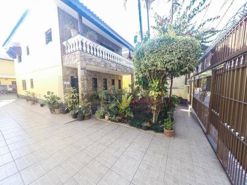 Sobrado Com 3 Dormitórios À Venda, 179 M² Por R$ 650.000,00 - Guaianazes - São Paulo/sp - So2538