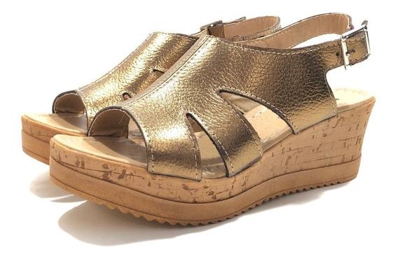 Encore 3028 Sandalia Cuero El Mercado De Zapatos!!