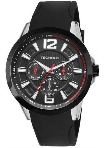 Relógio Technos Masculino Multifunção 6p29ahc/8p Nota Fiscal