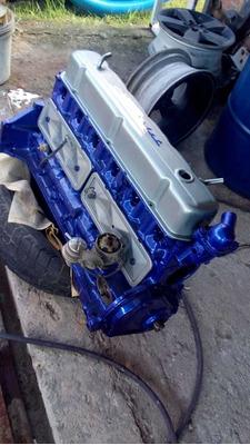 Chevrolet Motor 6cc 4.1 Opala