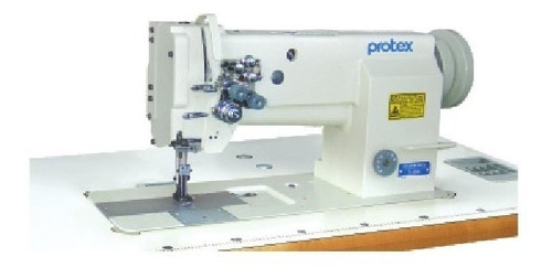 Maquina De Coser Doble Aguja Triple Arrastre Protex Ty-20606