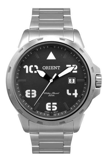 Relógio Orient Masculino Ref: Mbss1195a G2sx Militar