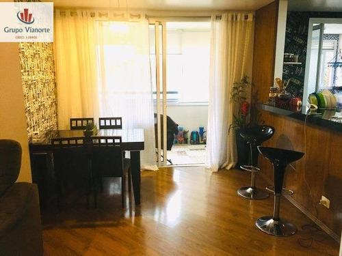 Apartamento A Venda No Bairro Parada Inglesa Em São Paulo - - L4733-1