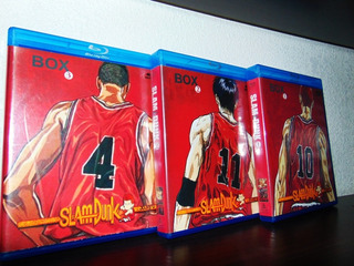 Slam Dunk Completa Bluray Latino + Ovas