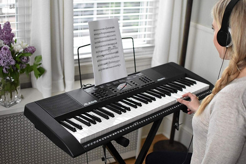 Teclado Piano Marca Alesis De 61 Teclas